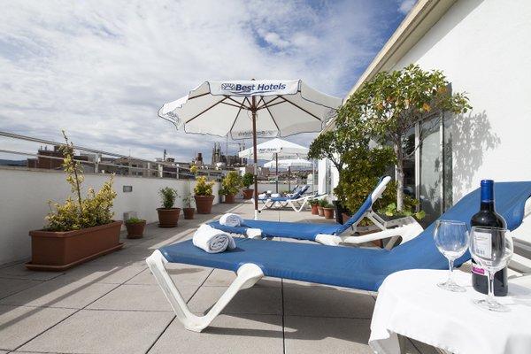 Отель Aranea Barcelona - фото 19
