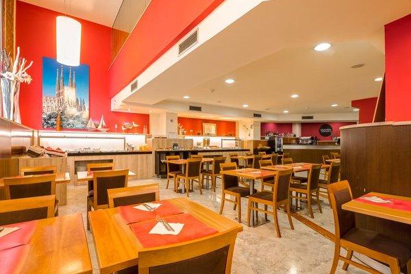 Отель Aranea Barcelona - фото 9