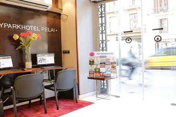 Hotel HLG CityPark Pelayo - фото 14