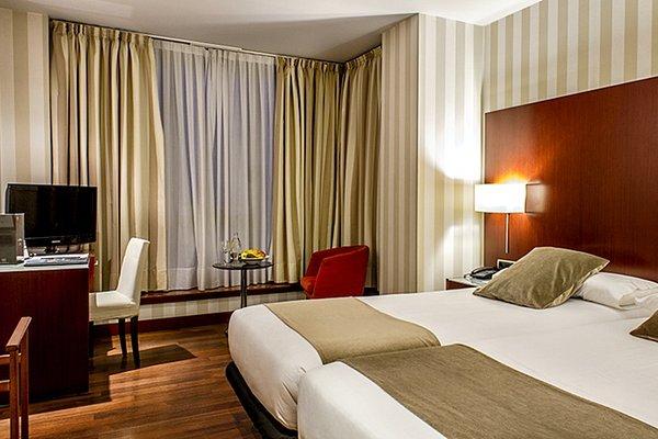 Zenit Borrell Отель - фото 26