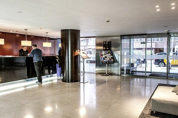 Zenit Borrell Отель - фото 19