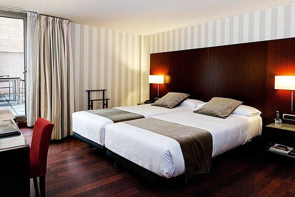 Zenit Borrell Отель - фото 3