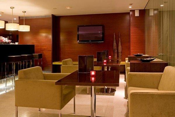Zenit Borrell Отель - фото 7