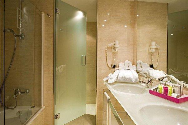 Zenit Borrell Отель - фото 9
