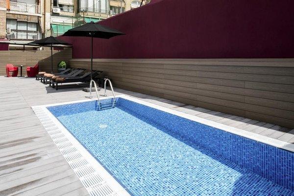 Отель Catalonia Diagonal Centro - фото 18