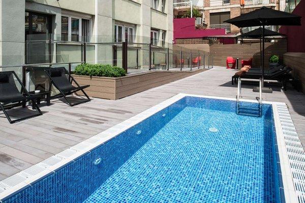 Отель Catalonia Diagonal Centro - фото 22
