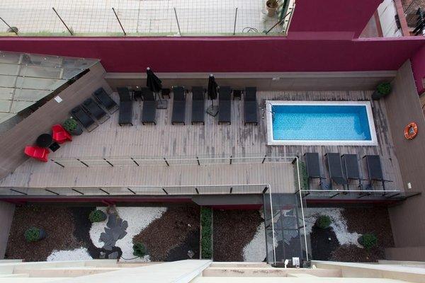 Отель Catalonia Diagonal Centro - фото 23