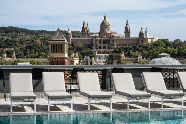 Отель Catalonia Barcelona Plaza - фото 19