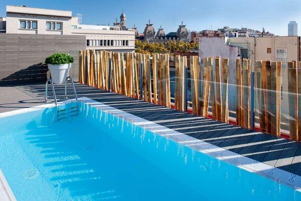 Отель Catalonia Born - фото 50