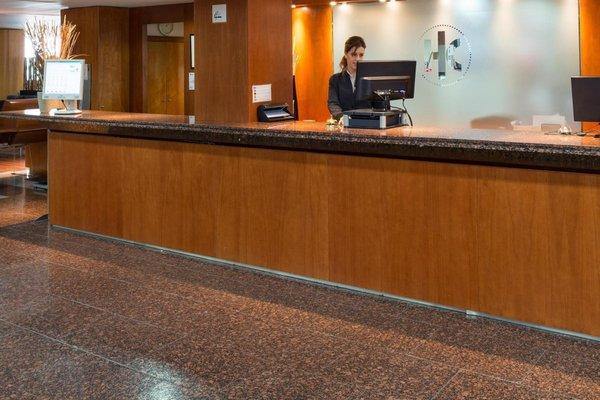 Отель Catalonia Park Putxet - фото 13