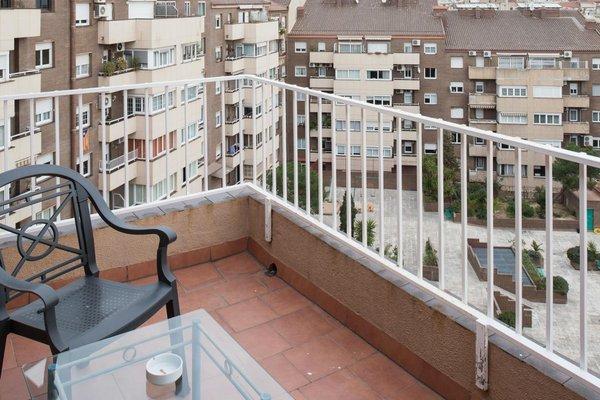 Отель Catalonia Park Putxet - фото 16