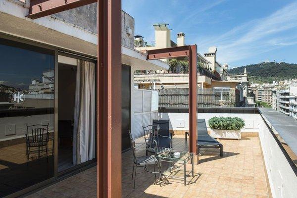 Отель Catalonia Barcelona 505 - фото 20