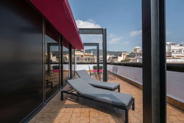 Отель Catalonia Barcelona 505 - фото 23