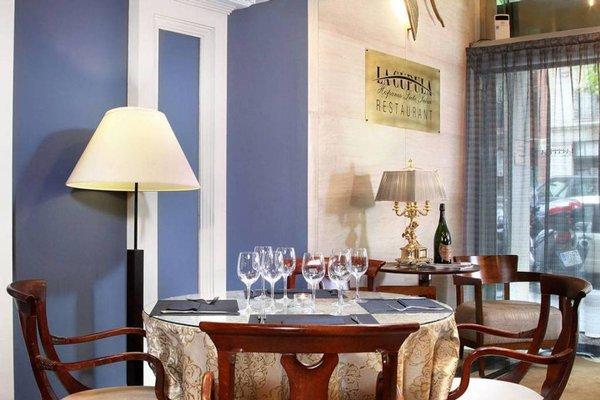 Apartaments-Hotel Hispanos 7 Suiza - фото 10