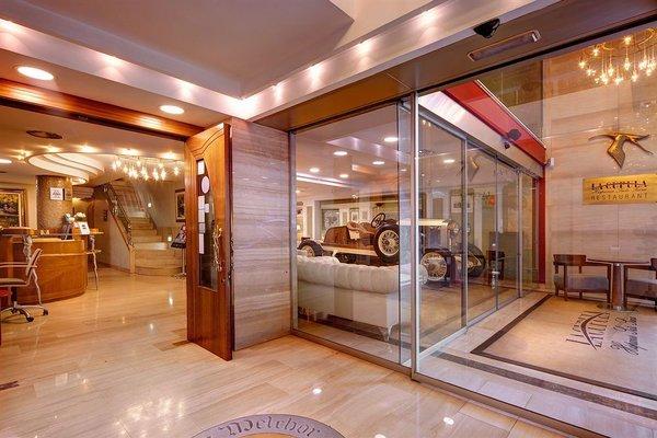 Apartaments-Hotel Hispanos 7 Suiza - фото 14