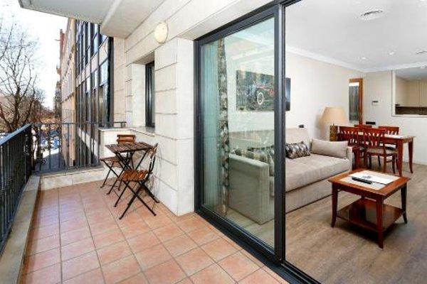 Apartaments-Hotel Hispanos 7 Suiza - фото 15