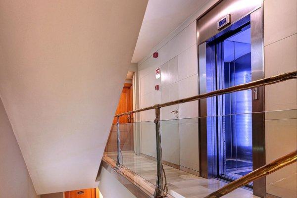 Apartaments-Hotel Hispanos 7 Suiza - фото 17