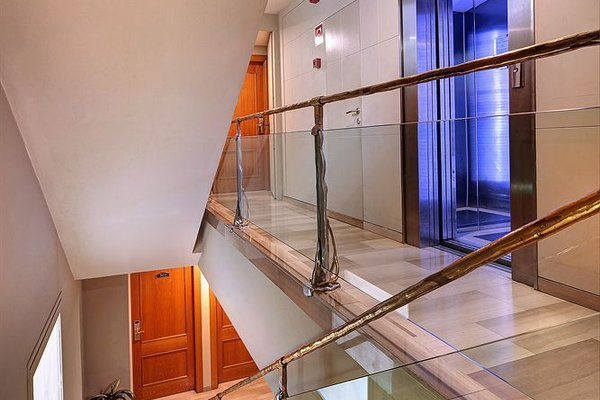 Apartaments-Hotel Hispanos 7 Suiza - фото 18