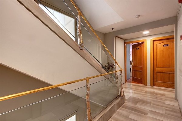 Apartaments-Hotel Hispanos 7 Suiza - фото 19