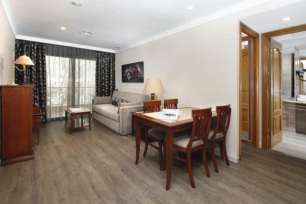 Apartaments-Hotel Hispanos 7 Suiza - фото 4