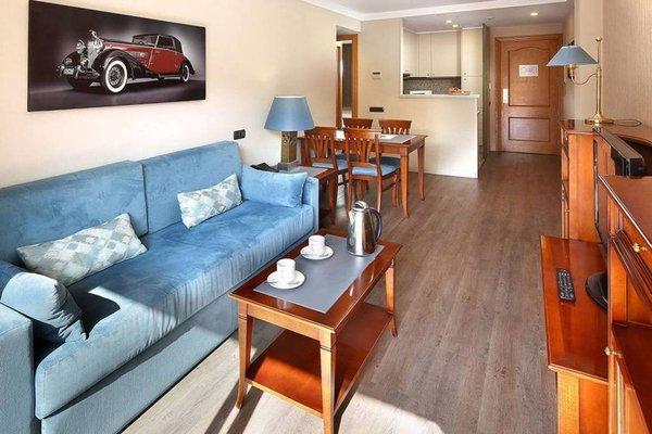 Apartaments-Hotel Hispanos 7 Suiza - фото 5