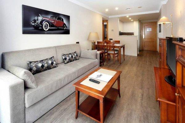 Apartaments-Hotel Hispanos 7 Suiza - фото 6