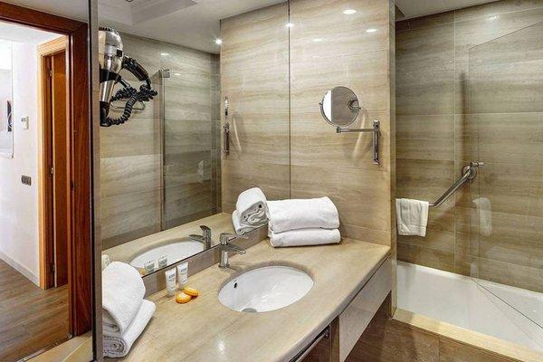 Apartaments-Hotel Hispanos 7 Suiza - фото 7