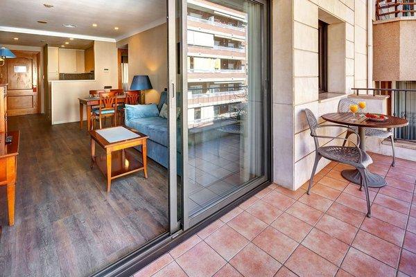 Apartaments-Hotel Hispanos 7 Suiza - фото 9