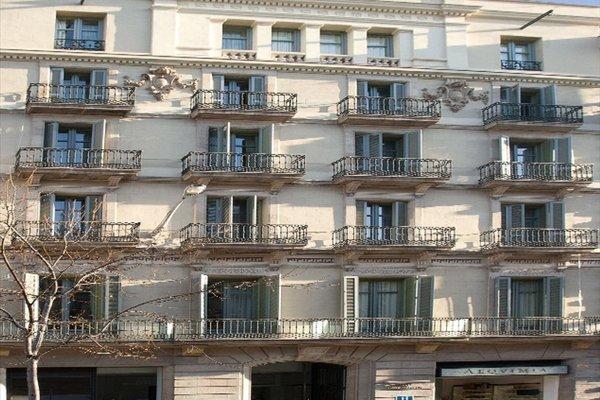 Отель Onix Rambla - фото 23