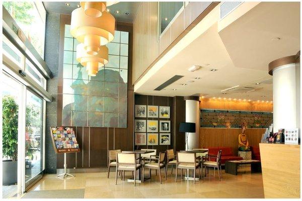 Отель Evenia Rocafort - фото 10