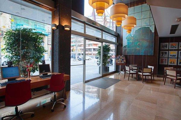 Отель Evenia Rocafort - 12