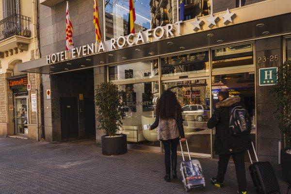 Отель Evenia Rocafort - 22