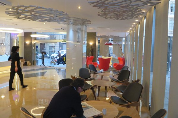 Отель Evenia Rossello - фото 16