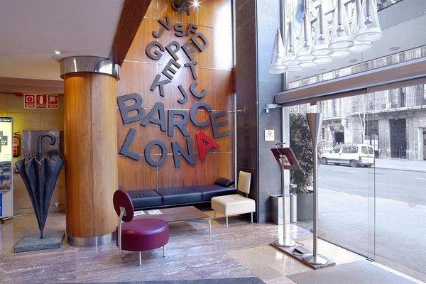 Отель Evenia Rossello - фото 17