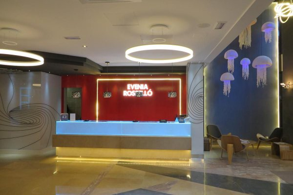 Отель Evenia Rossello - фото 18