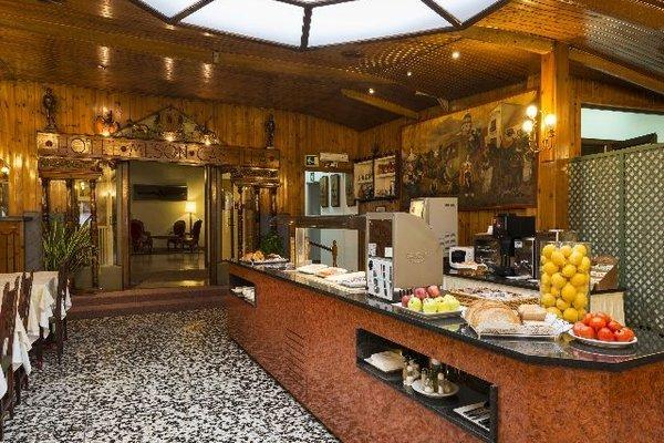 Meson Castilla Atiram Hotels - фото 14