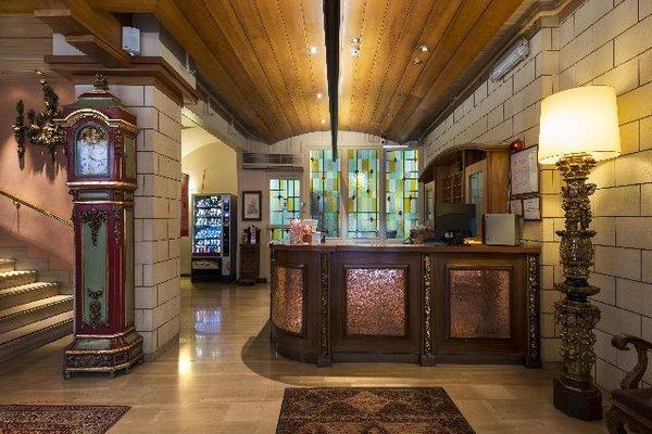 Meson Castilla Atiram Hotels - фото 17