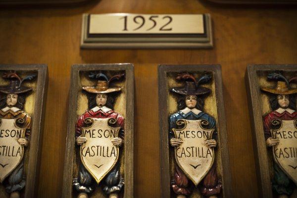 Meson Castilla Atiram Hotels - фото 20