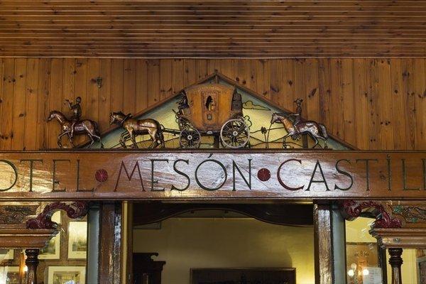 Meson Castilla Atiram Hotels - фото 21