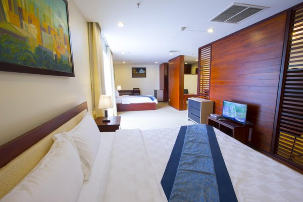 Vientiane Plaza Hotel - 3