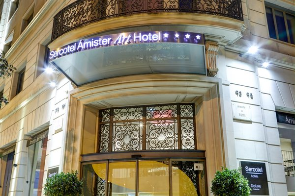 Sercotel Amister Art Hotel Barcelona - фото 21