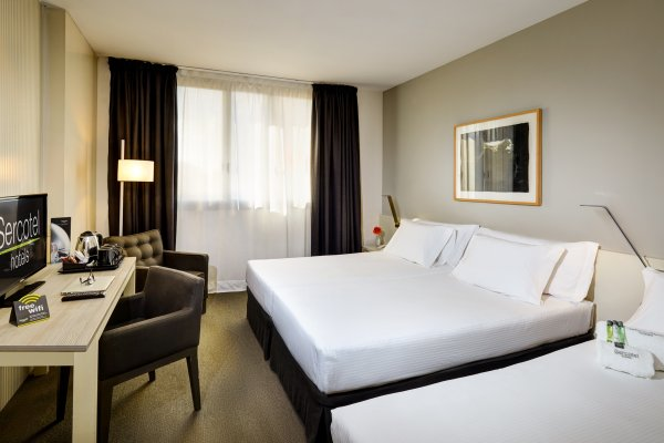 Sercotel Amister Art Hotel Barcelona - фото 3