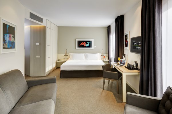 Sercotel Amister Art Hotel Barcelona - фото 6