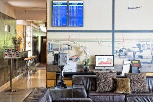 Hotel Best Western PLUS Alfa Aeropuerto - фото 13
