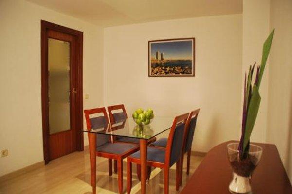 Aparthotel Napols - Abapart - фото 19