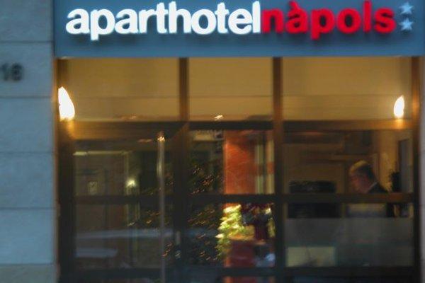 Aparthotel Napols - Abapart - фото 21