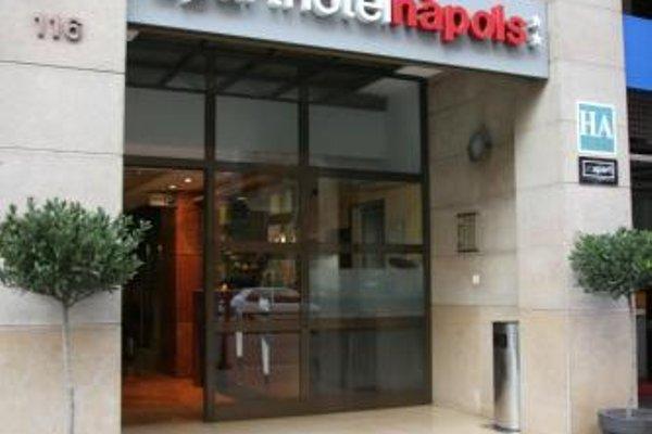 Aparthotel Napols - Abapart - фото 22