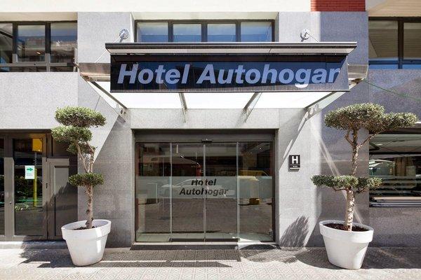 Hotel Auto Hogar - фото 19