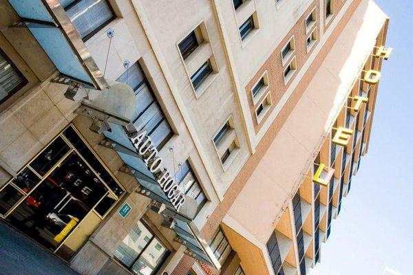 Hotel Auto Hogar - фото 21