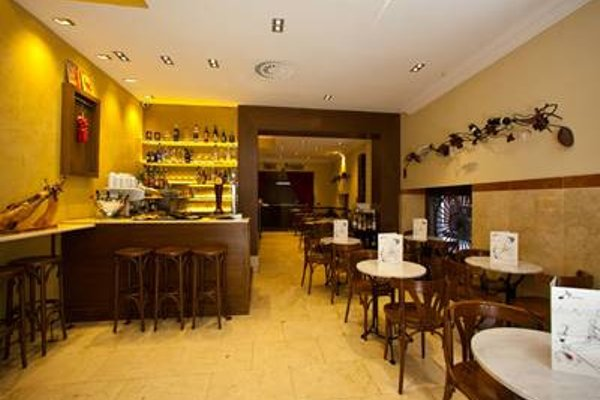 Hotel Adagio Gastronomic - фото 11